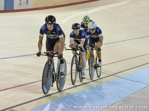 Bronze medal fona -  Team Quebec