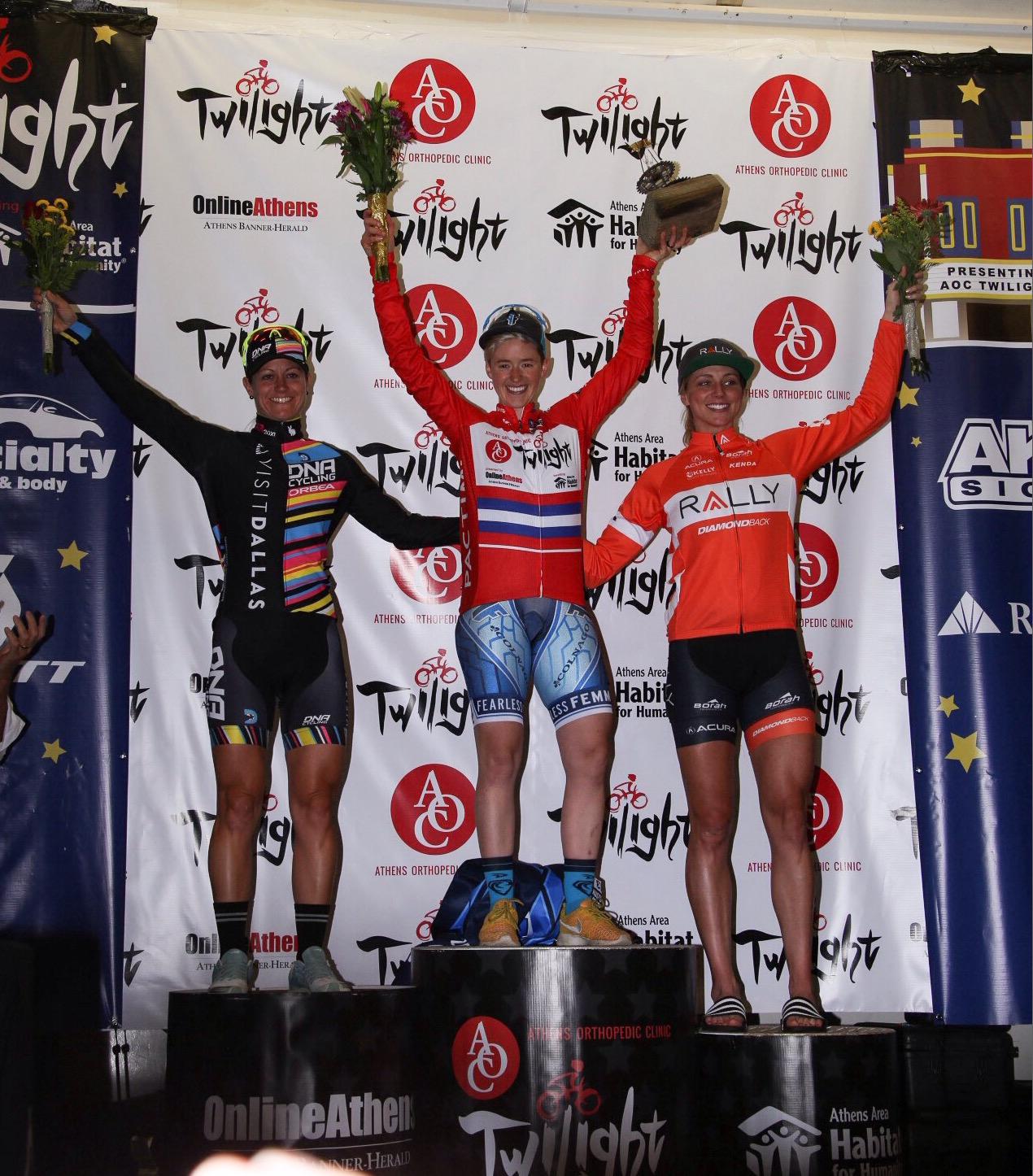 Athens Twilight, USA Crits 2016