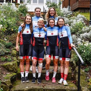 2019 Worlds Yorkshire Canadian Team